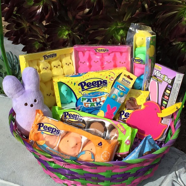 Peeps easter prize pack giveaway real mom of sfv peeps eastermy basket negle Choice Image