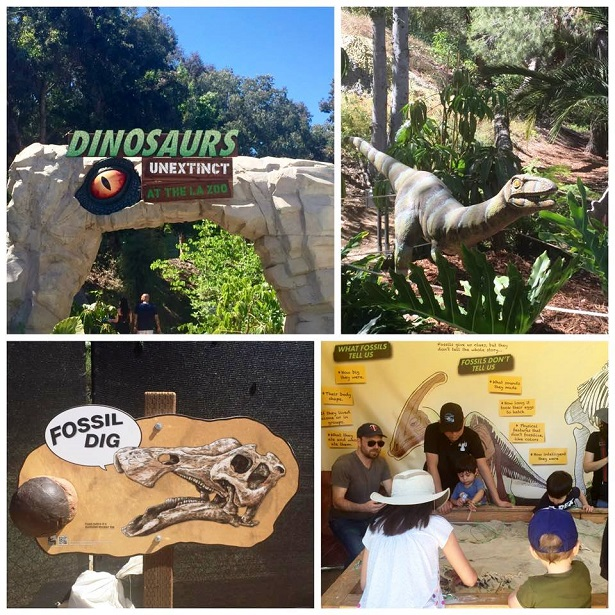 LA Zoo_Dino Unextinct