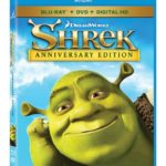 Shrek Anniversary Edition Blu-ray DVD Giveaway