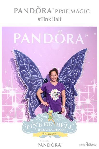 Tinker Bell Marathon LOS ANGELES