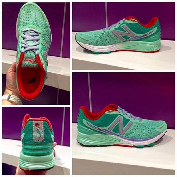 runDisney - Tink10k - New Balance Shoe