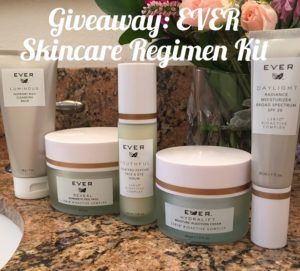 EVER Skincare 30-Day Challenge + Giveaway!