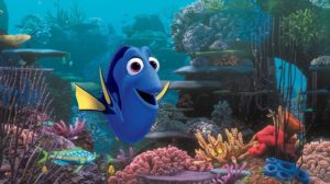 Finding Dory Activity Sheets & Coloring Pages