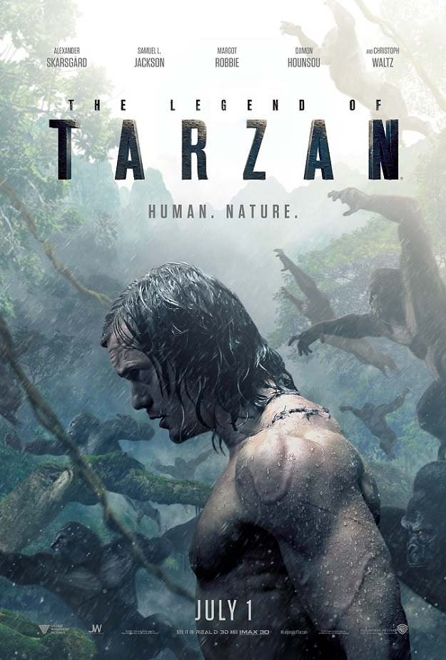 Legend of Tarzan - Poster