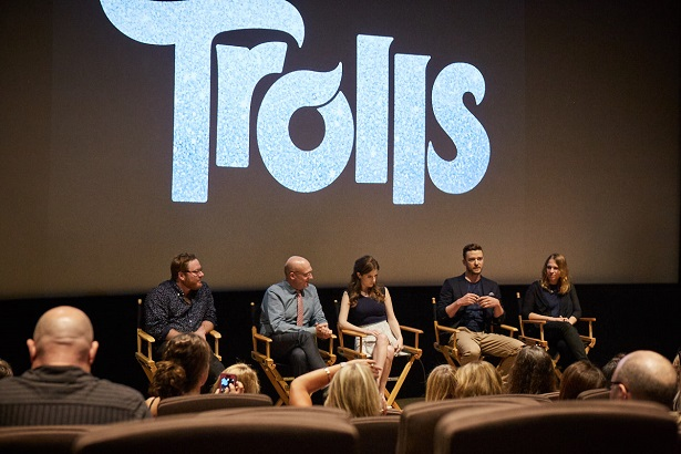 Trolls - Cast and Filmmakers