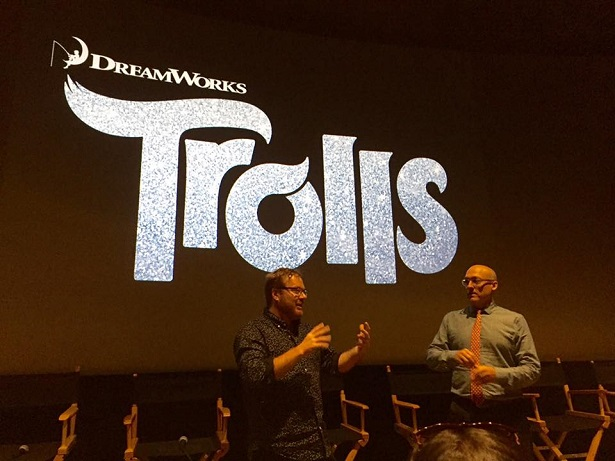 Trolls - Directors_Mike Mitchell and Walt Dohrn