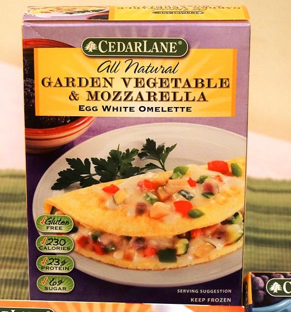 CedarLane Egg White Omelettes - Garden Vegetable