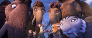 Chatting with the Cast of Ice Age: Collision Course