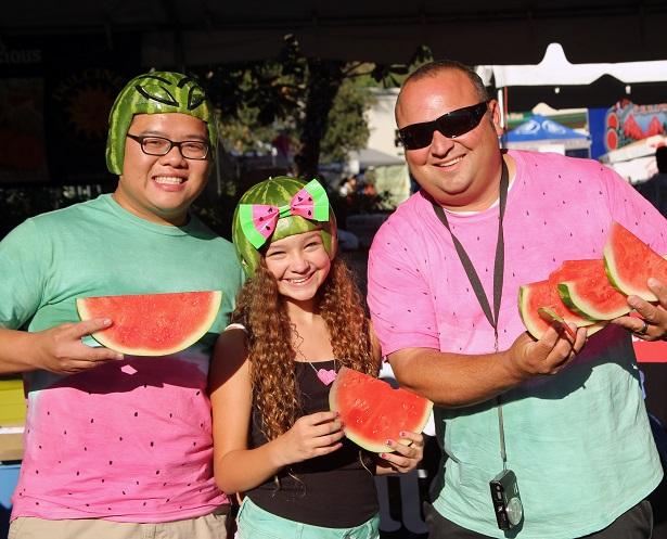 Watermelon Festival - Festival Attendees