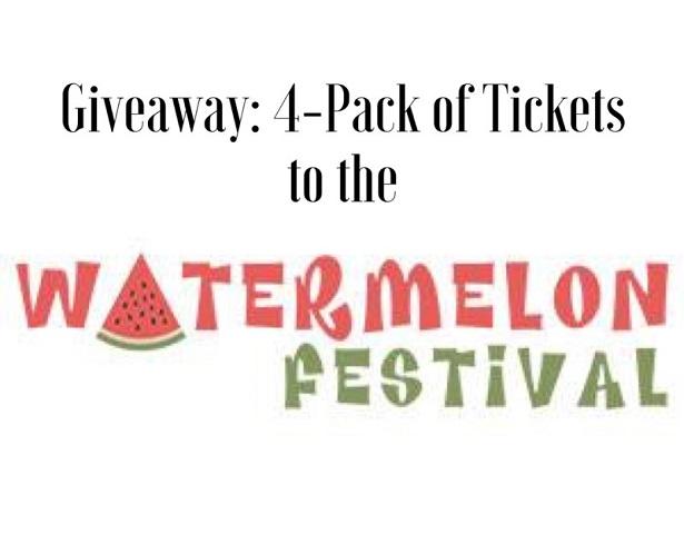 Watermelon Festival - Giveaway