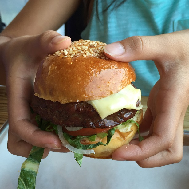 Burgerim - Slider