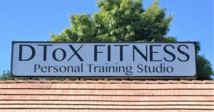 Working Out at DToX Fitness in Encino