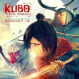 Kubo and the Two Strings {Movie Review & Giveaway}