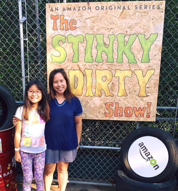 Stinky and Dirty_Premiere Party