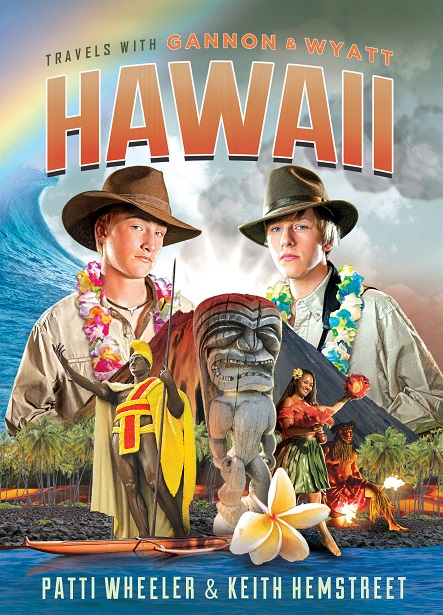 Travels with Gannon and Wyatt-Hawaii_Book Cover