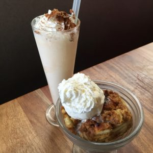 Seasonal Pumpkin Desserts at STACKED