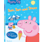 Peppa Pig Sun, Sea & Snow DVD Giveaway!