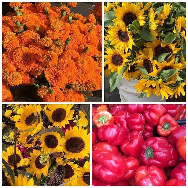 Oaks at Ojai - farmers market