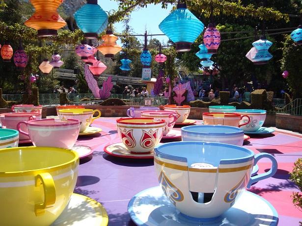 Goodbye - Tea cup