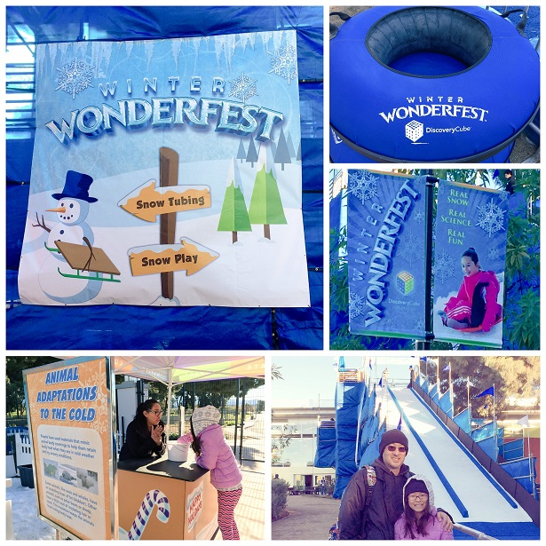 Discovery Cube Winter Wonderfest_photos