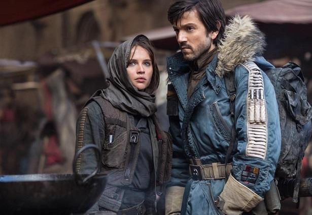 Rogue One - Jyn & Cassian