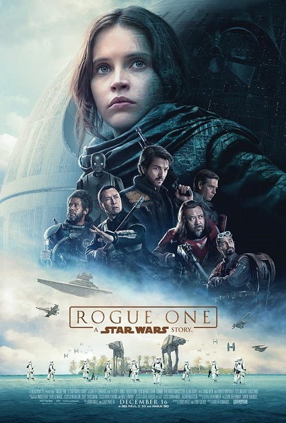 Rogue One - Official Poster
