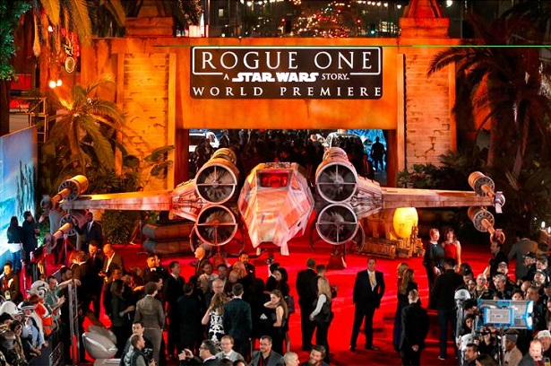 Rogue One - Premiere