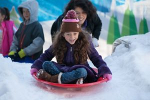 Winter Wonderfest at Discovery Cube LA + Ticket Giveaway!