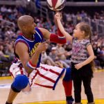 See the Harlem Globetrotters in LA this February! {Ticket Giveaway}