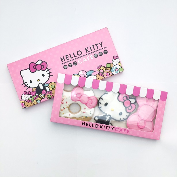 Hello Kitty Cafe Truck Hello Kitty Cookie Box Set