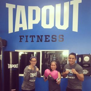 Tapout Fitness Owner Elissa and Coach Daniel