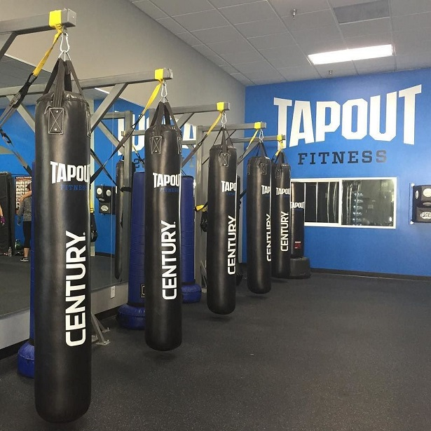 Tapout Fitness Heavy Bags