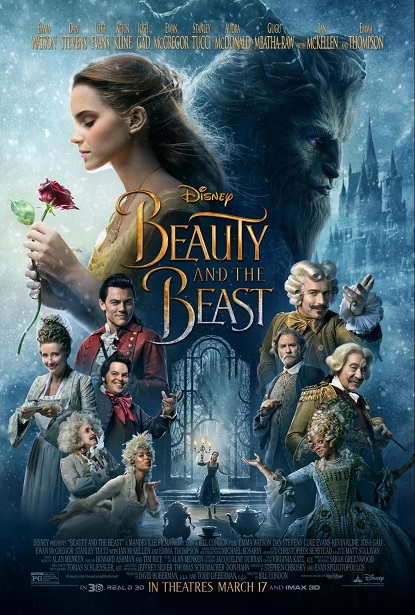 Beauty And The Beast Final Poster