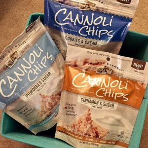 Cannoli Chips – The Original Crispy Pastry Snack!
