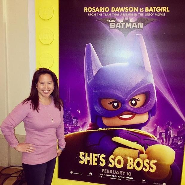 LEGO Batman Movie_Girl Boss