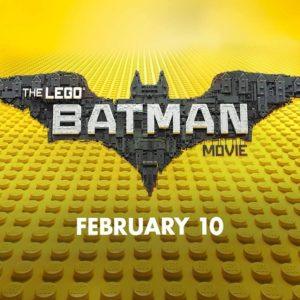 LEGO Batman Movie Review + Interview with Rosario Dawson!