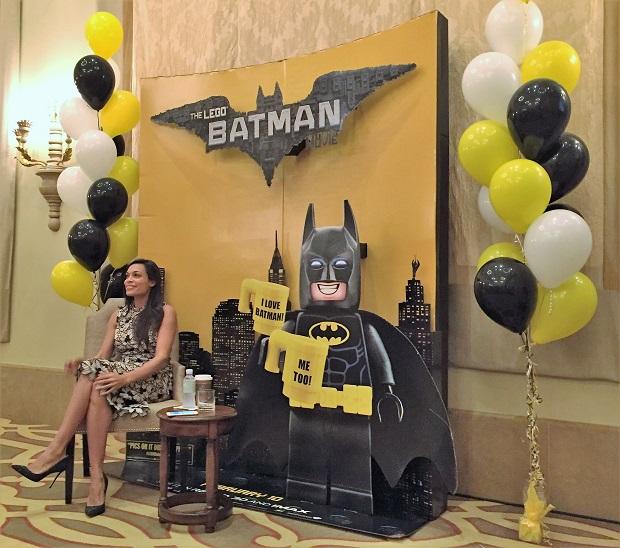 LEGO Batman Movie_Rosario Dawson