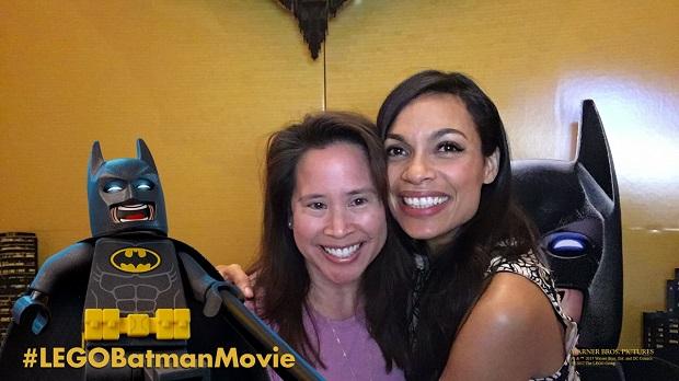 LEGO Batman Movie_Me with Rosario