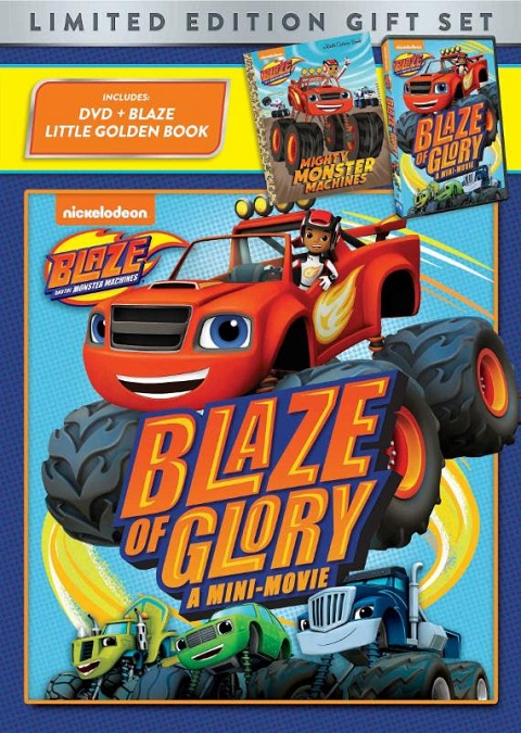 Nickelodeon Blaze and The Monster Machines