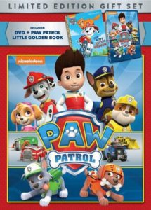 Nickelodeon DVD Giveaway: PAW Patrol + Blaze and The Monster Machines!
