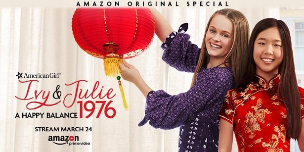 American Girl Story – Ivy & Julie One Sheet