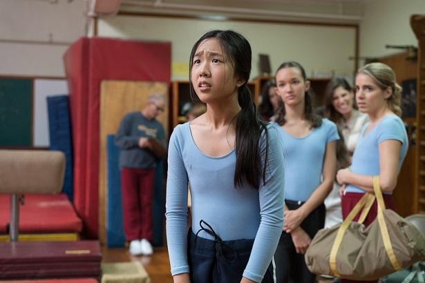 American Girl Story Ivy & Julie_gymnastics