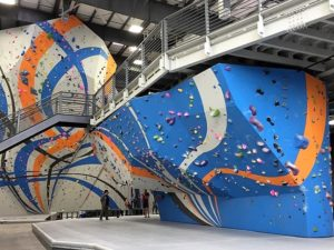 Sender City Media Preview at Sender One Indoor Rock Climbing