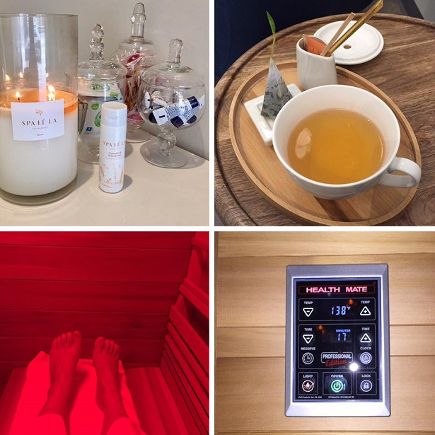 Spa Le La Tea and Infrared Sauna