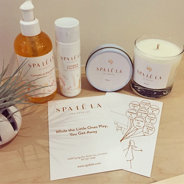Spa Le La Products