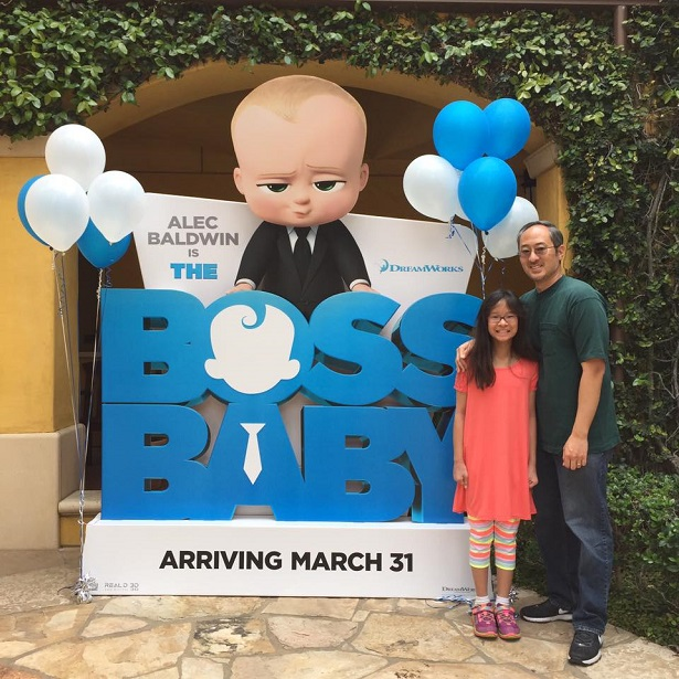 The Boss Baby Media Event
