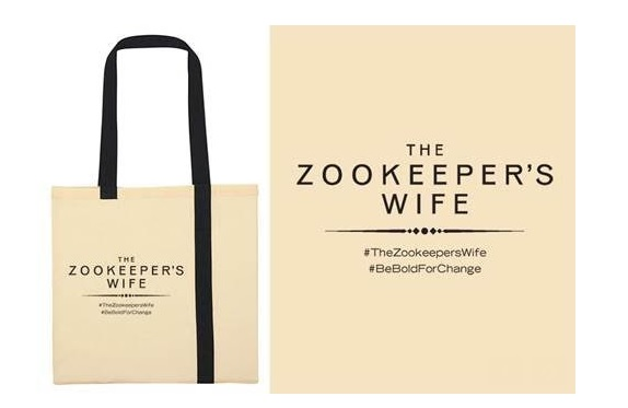 The Zookeeper's Wife Tote Bag