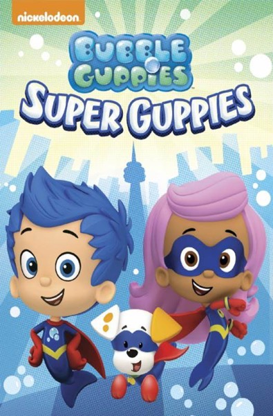 Bubble Guppies DVD Image