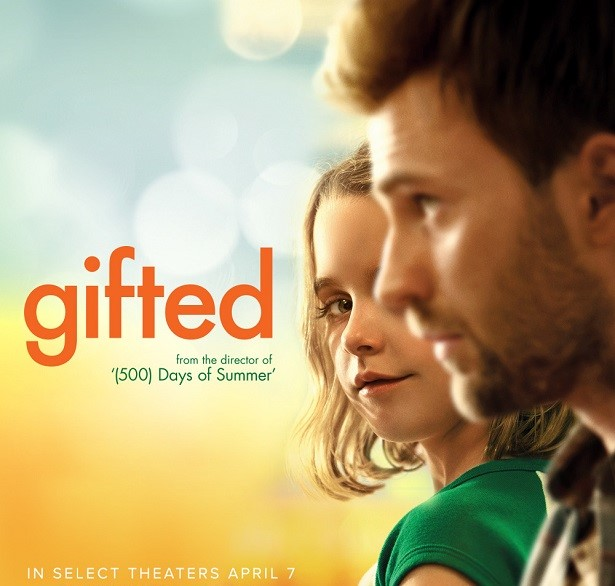 Gifted the Movie April 7 Poster