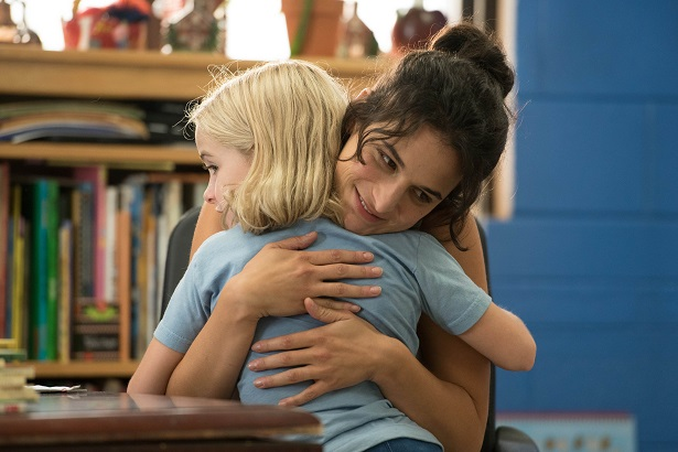 Gifted the Movie Jenny Slate and McKenna Grace